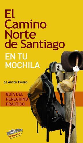 El Camino Norte de Santiago en tu mochila
