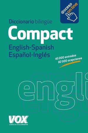 DICCIONARIO COMPACT ENGL-ESP/ESP-ENGL 2012
