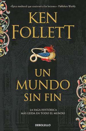 Un mundo sin fin (Bolsillo 2012)