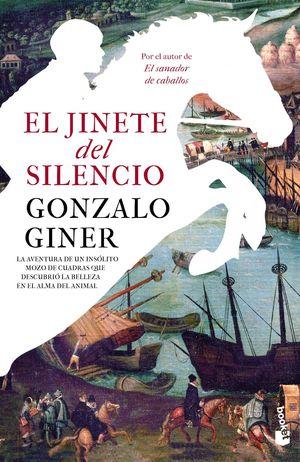 EL JINETE DEL SILENCIO (BOLSILLO)