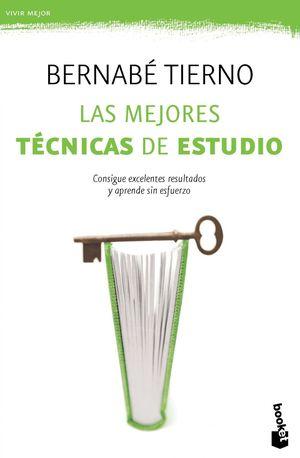 LAS MEJORES TÉCNICAS DE ESTUDIO (BOLSILLO)