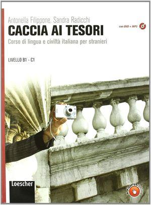 CACCIA AI TESORI + DVD CON MP3