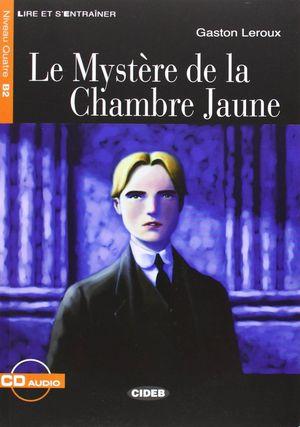 LE MYSTERE DE LA CHAMBRE JAUNE - AVANCED VICENS VIVES