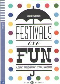 FESTIVALS ARE FUN + CD