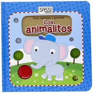 ANIMALITOS, LOS (TOCA, DESTAPA Y APRENDE)