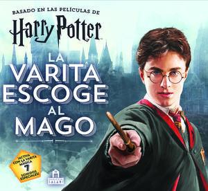 HARRY POTTER - LA VARITA ESCOGE AL MAGO 2ªED