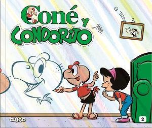 CONÉ Y CONDORITO. 2