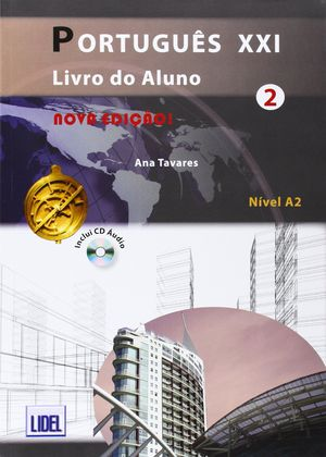 PORTUGUES  XXI 2 (LIBRO+CUADERNO+CD) ED 2014