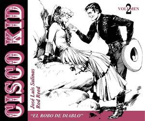 CISCO KID 02: EL ROBO DE DIABLO