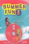 SUMMER FUN 3 ESO (con CD)