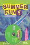 SUMMER FUN 4 ESO (CON CD)