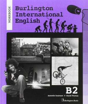(16) BURLINGTON INTERNATIONAL ENGLISH B2 WORKBOOK